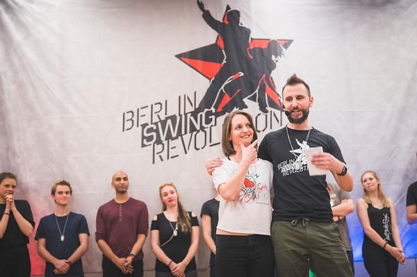 Berlin Swing Revolution 2019