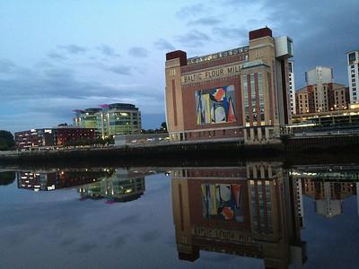 006 - Quayside Nights, Newcastle upon Tyne, Tyne & Wear - UK 2013
