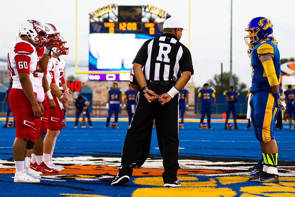 Sept. 22, 2017 - Football - Sharyland Rattlers vs Valley View - Game Action_GU
