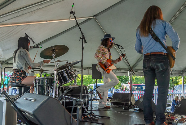 Set one: General Mojo's at the Beer Garden Festival Friday 2019
