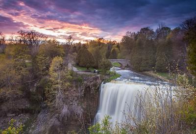Hamilton Area Waterfalls