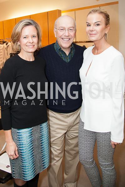 Alison Newman, Kurt Newman, Susanna Quinn