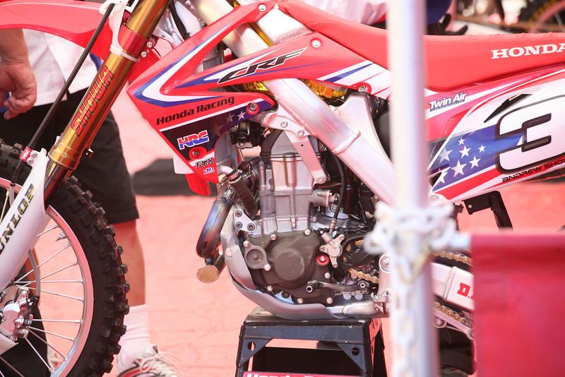 Andrew Short's bike