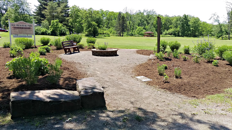 Old Smickburg Park Garden