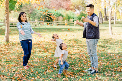 De Jesus Family - Fall Session 2020
