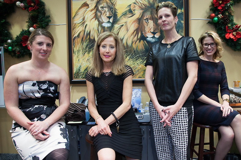 Callan Space, Julie Root, Lindsay Priest, Mary Marr