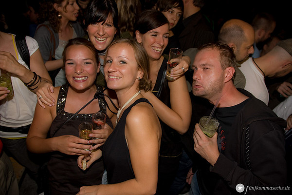 ACHT Sommerfest & Jubiläum 2008