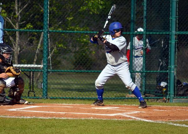 JP Baseball Vs. Collegiate School