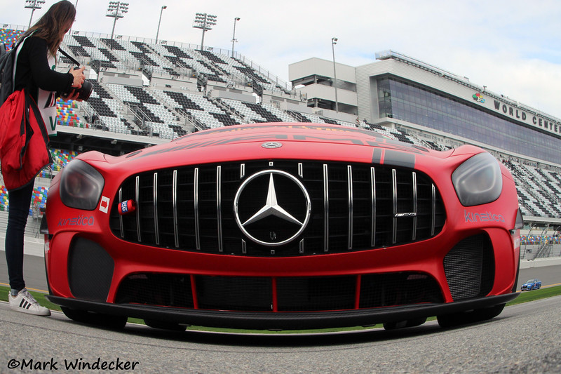 GS-Ramsey Racing Mercedes-AMG