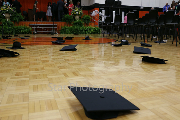 Elizabethton High School Graduation 2014