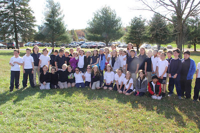 Raider Run, West Penn Elementary School, West Penn (10-18-2013)