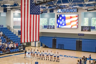DHS Volleyball 09-20-2018