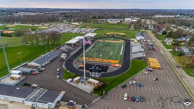Memorial Stadium North Canton