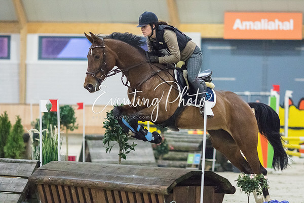 160122 Indoor Eventing Ermelo