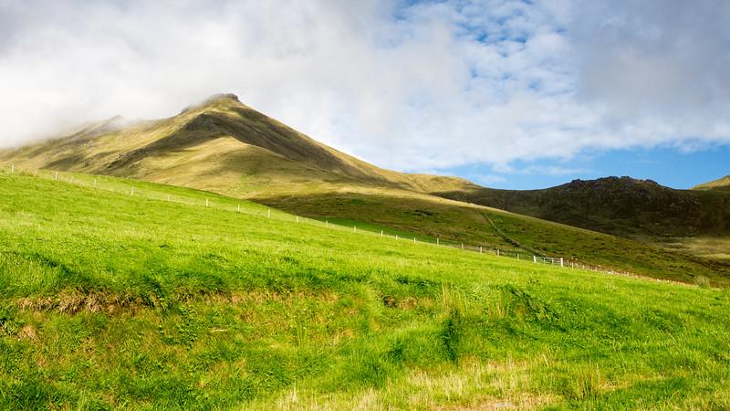 Caherconree mountain