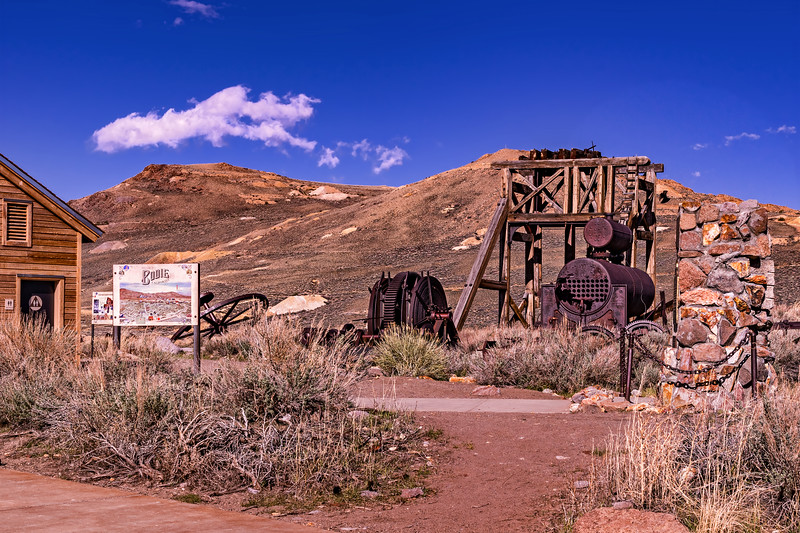 BODIE GHOST TOWN- BODIE CALIFORNIA