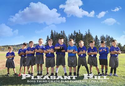 Pleasant Hill 3rd Grade Flag Football