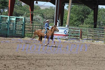 Fair 2015 - Jr. Rodeo, Barrel Race