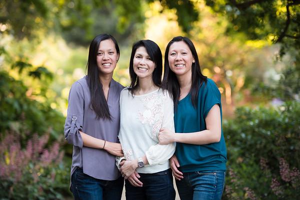 Wong Family Portraits