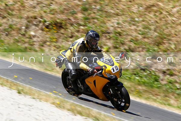 #19 - Yellow CBR