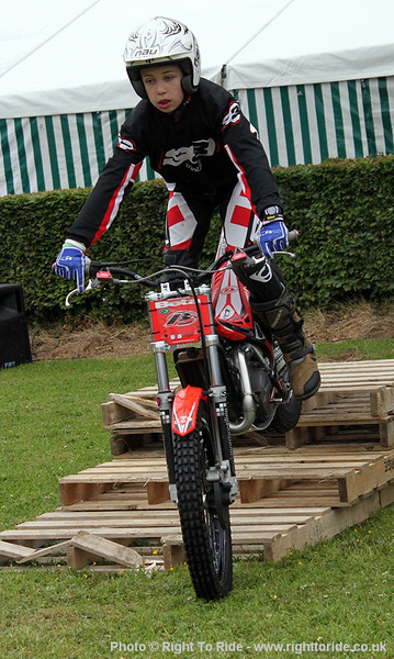 Cookstown  Motorcycle Show - June 2013
