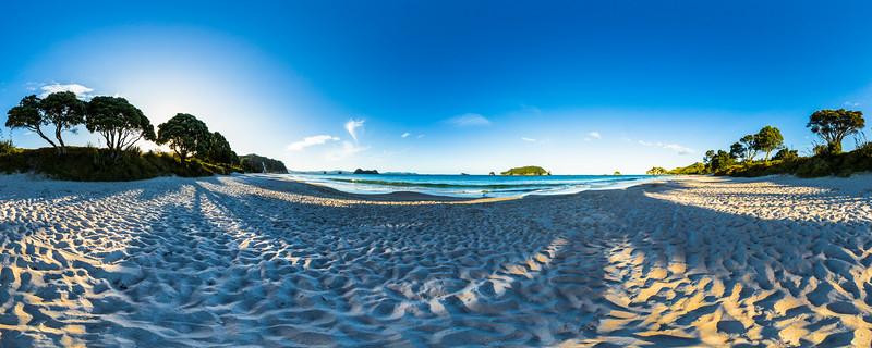 Mahurangi Island view