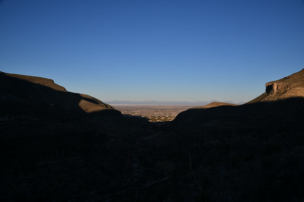 Round-Up Trail T-107 off Alamo Canyon Trail