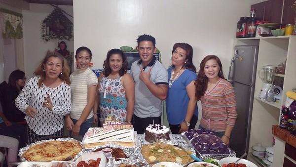 2016-Feb Louisse's Philippines Visit
