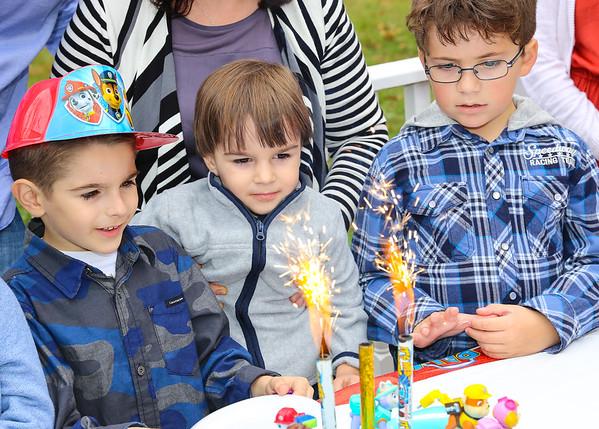 Birthday Party Andrei