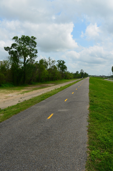West Bank Multi-Use Path<br> Hahnville, Louisiana