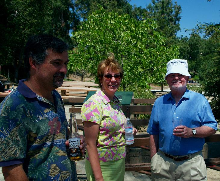 2004 Picnic Vasona Park - Los Gatos July 10, 2004