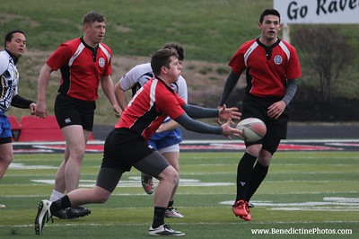 2015 Black Monk's Rugby
