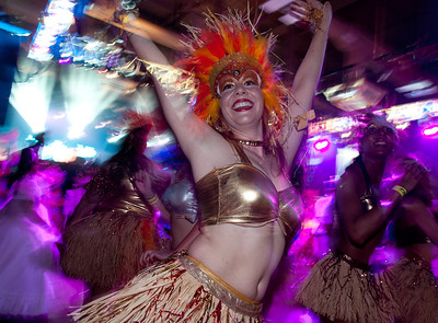 02/05/2012 - Austin's Carnaval Brasiliero at Palmer Events Center