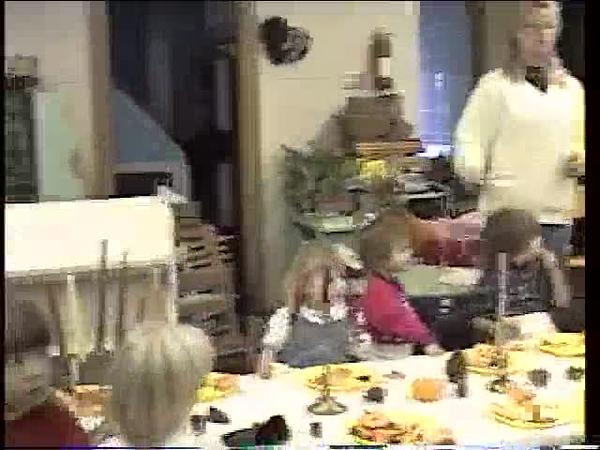 Mi - Celebration Montessori Thanksgiving 1994 - Part 4 of 4