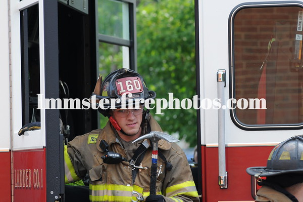 JERICHO FD EXTRICATION DRILL 8-21-11