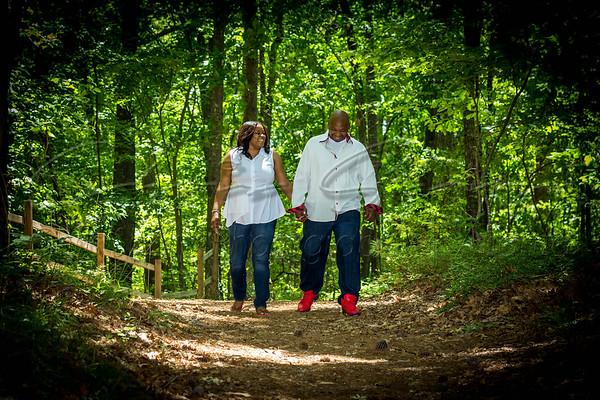 Nichelle Engagement Photos