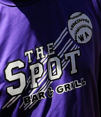 The Spot vs M softball