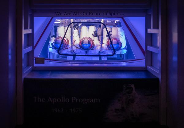 Apollo 1 On Board In Spirit