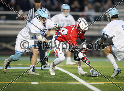 Madison @ Yorktown Boys (09 Apr 2018)