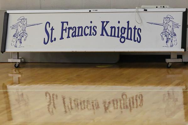 Saint Francis Varsity Boys BBall