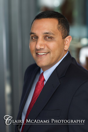 HEADSHOTS: Ajay Patel