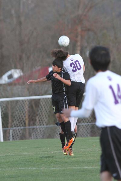 Tanner Darlington Soccer 9th grade