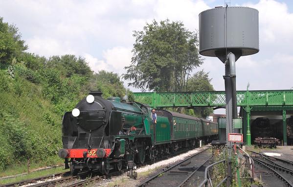 Mid Hants Railway July 2014