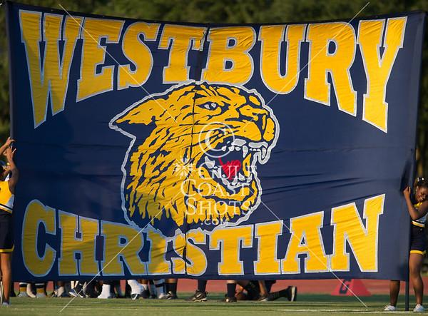 2012-09-08 Football Varsity Westbury Christian @ Episcopal