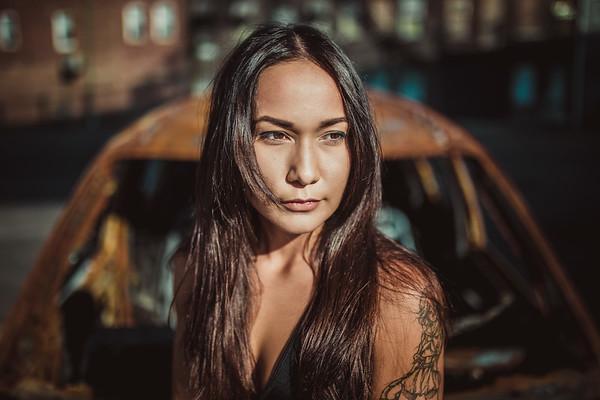 Portraits | Kim