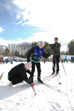 New Years Fun Ski 1-1-14