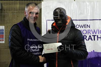 Larking Gowen City of Norwich Half Marathon Presentations