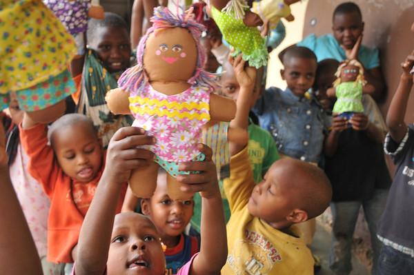Africa Orphanage Visits