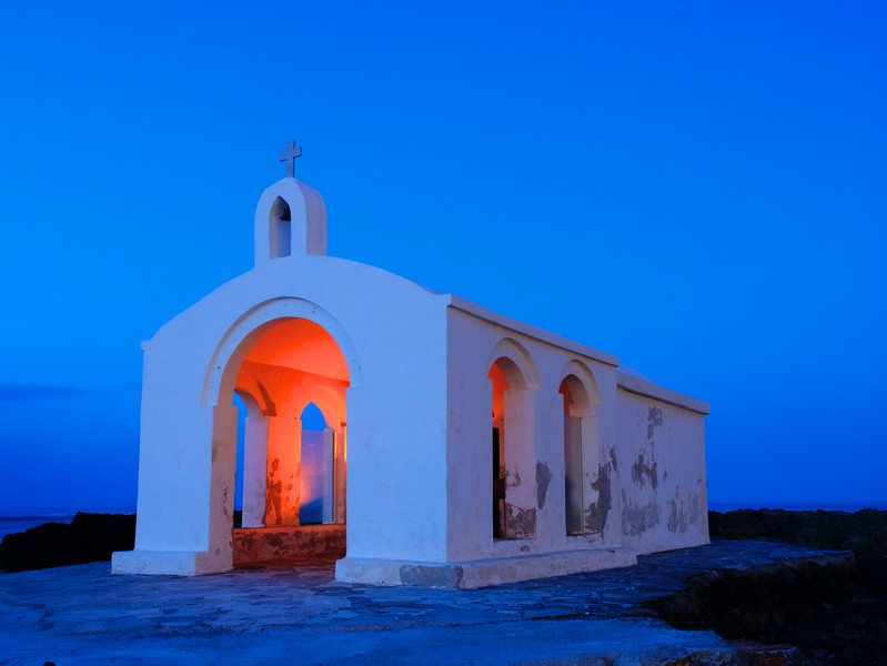 Chapel by the Sea
