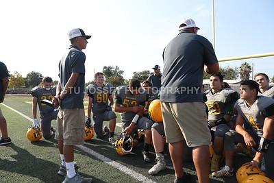 Sophomores vs Turlock 9_8_17